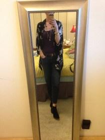 Kimono jacket Butterick 6065