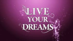 Live Your Dreams, Fly on Your Wings