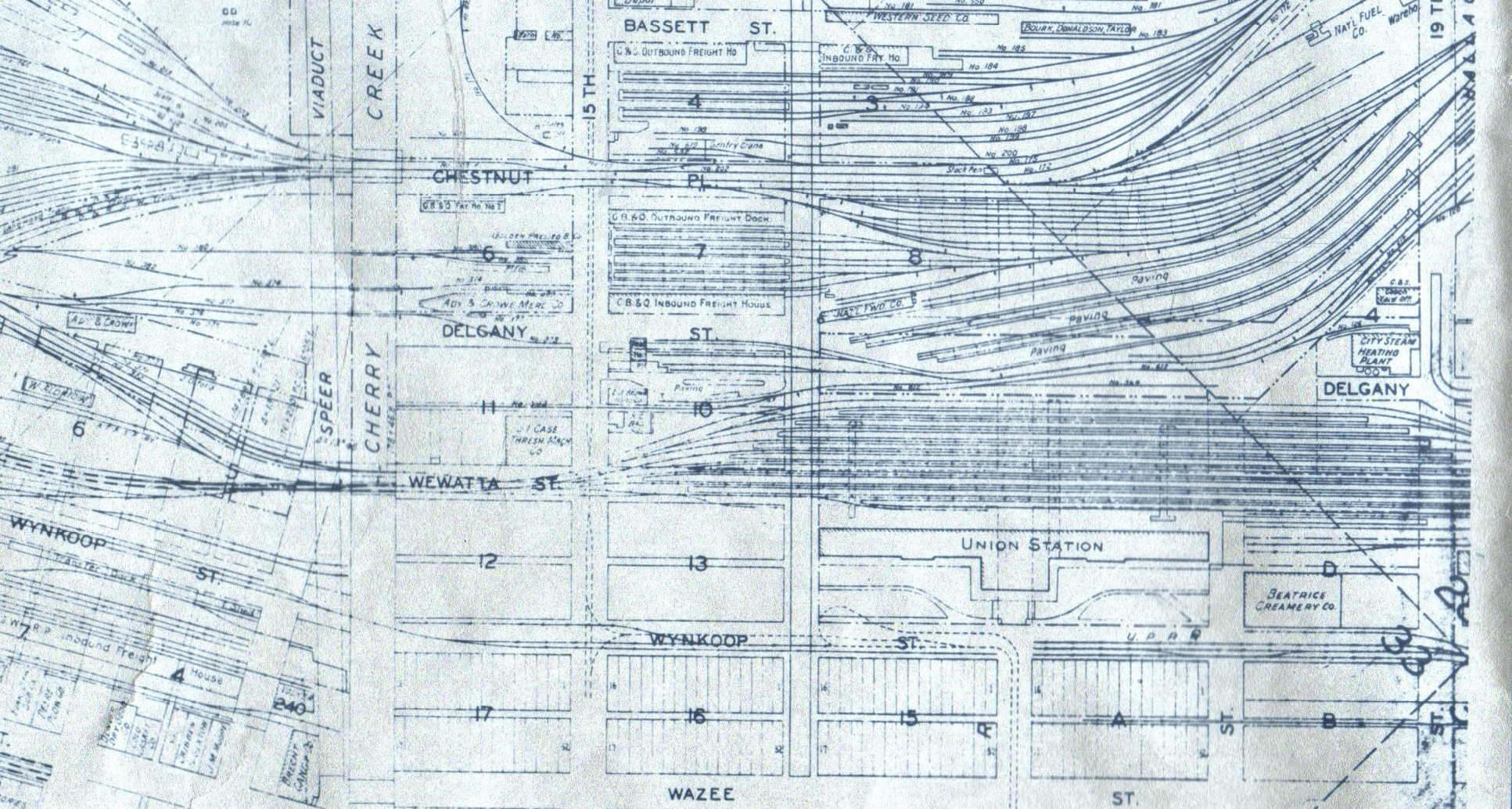 hight resolution of  1936 cherry creek bridge connections