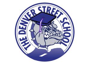Bulldog Logo Grad Cap 2