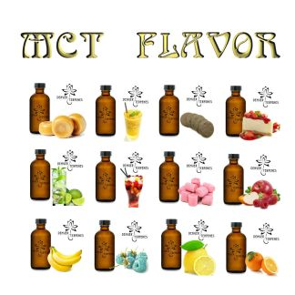 5. ALL NATURAL MCT FLAVORING