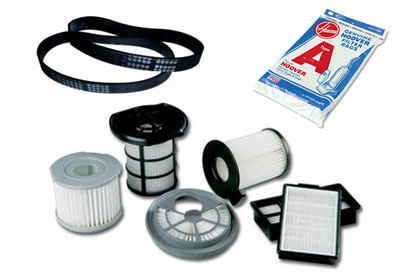 Vacuum Cleaner Parts - Vacuum Belts, Vacuum Filters, Vacuum Bags