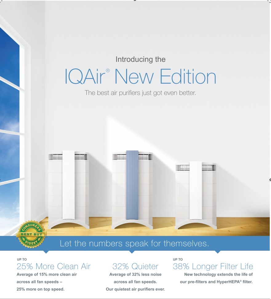 IQAir Air Purifiers