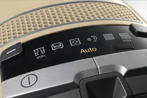 Miele S 8590 Alize Exclusive Automatic Setting