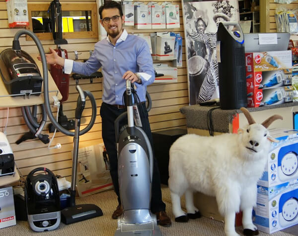 Denver vacuum store & Miele vacuums