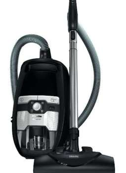 Miele Blizzard CX1 Electro and Bagless Canister Vacuum