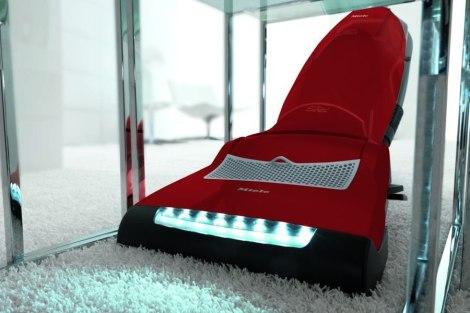 Dynamic U1 FreshAir Upright Vacuum Cleaner