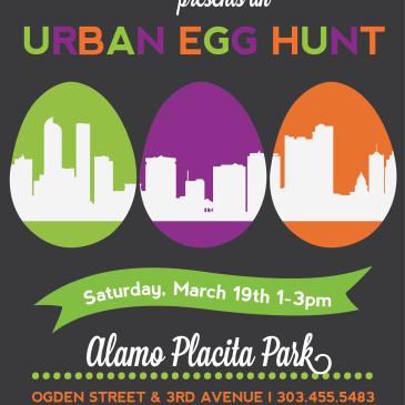 2016 Live Urban Egg Hunt