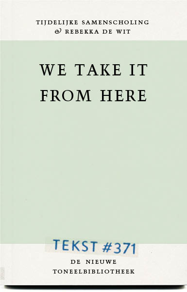 "Franse vertaling van ""We take it from here"""