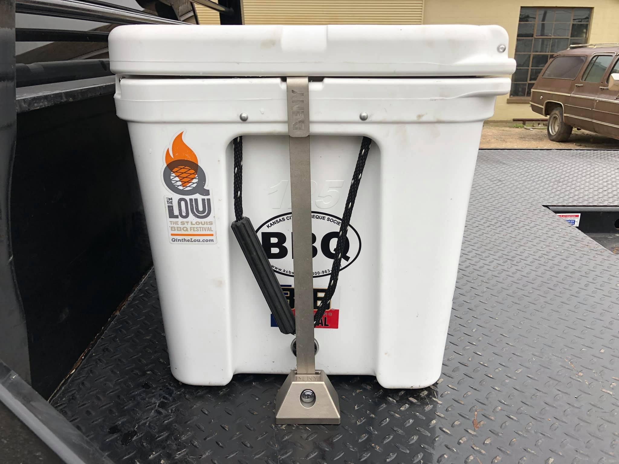 Deny Cooler Lock Combo Set Deny Locks