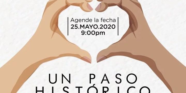 """""""Sí, Acepto: un paso histórico""""."""