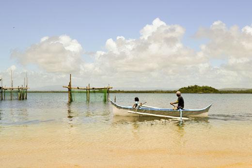 Mahaba Island Fisherman