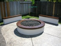 Custom Concrete - Deome2 Builders
