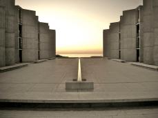 Louis Kahn's Salk Institute, La Jolla, California (1963)