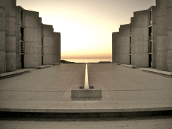 Louis Kahn's Salk Institute, La Jolla, California (1963)