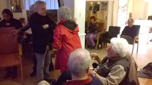 afterparty in De Provenier