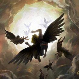 Resultado de imagen para demon casted our heaven