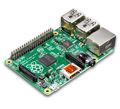 Install Turnkey Linux on the Raspberry Pi B