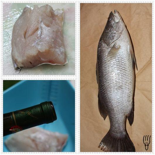 Branzino al finocchio - Cá chẽm áp chảo với củ thì là, món Ý, củ thì là, cá chẽm