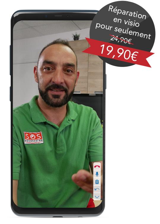 Réservez votre visio avec un technicien électroménager pour seulement 19,90 €