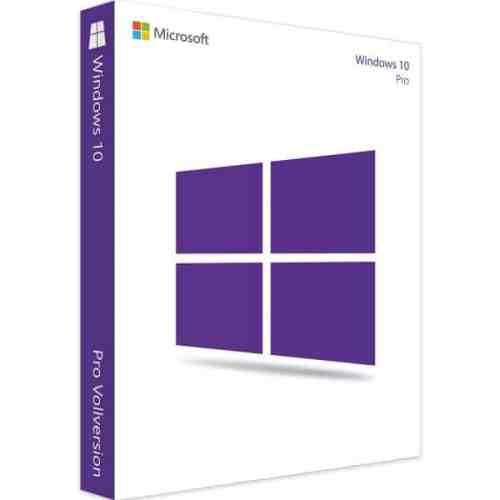 Acheter Windows 10 professionnel