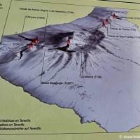 Eruptiile istorice ale vulcanului Teide