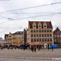Korenmarkt Ghent