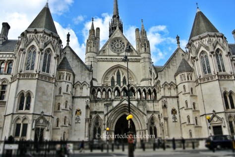 The Royal Court of Justice