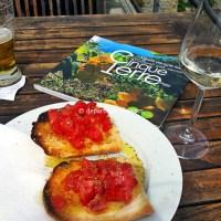 bruschette & vino @ A Pie de Ma, Riomaggiore