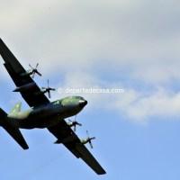Lockheed C-130 Hercules @ BIAS 2015
