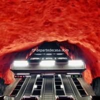 Solna Centrum metro Stockholm