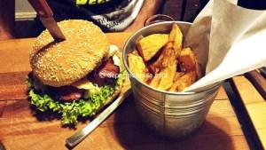 Burger @ Modelier, cei mai buni burgeri din Bucuresti
