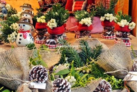 târgul de Crăciun din Barcelona
