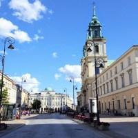 Varsovia Stare Miasto (centrul vechi)