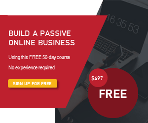 Build a Passive Online Business