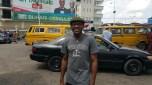 Hilary Eichie (CSH MS '12) in Lagos, Nigeria.