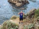 Peter Heidenberger (BUS '15) in Dubrovnik, Croatia.