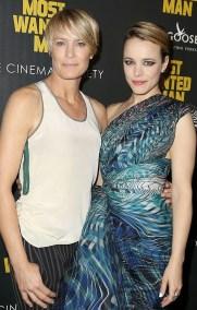 Robin Wright e Rachel McAdams