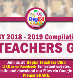 GRADE 1 Teachers Guide (TG) - The Deped Teachers Club [ 656 x 1250 Pixel ]