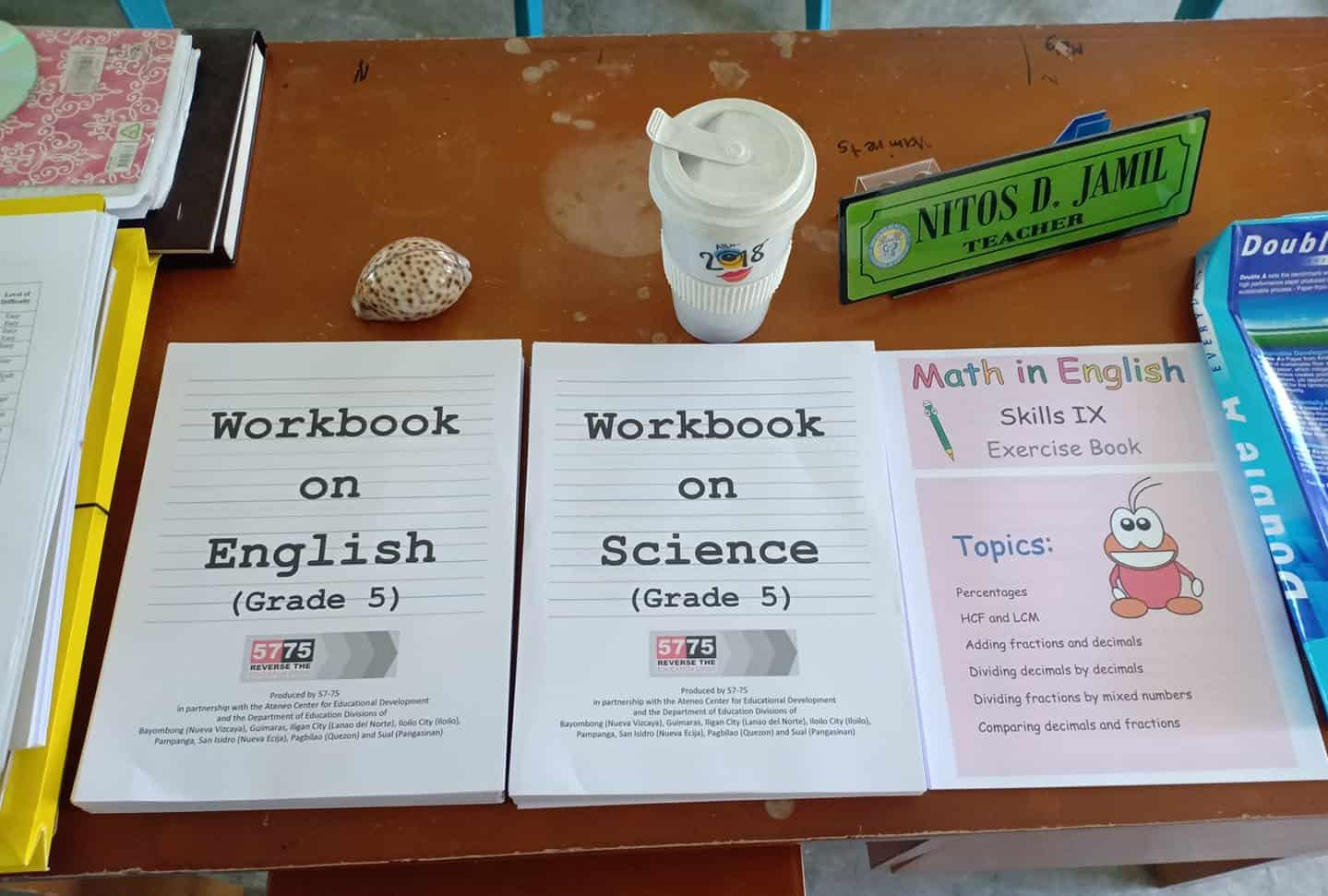 Free Learning Materials K 12 Workbooks Download