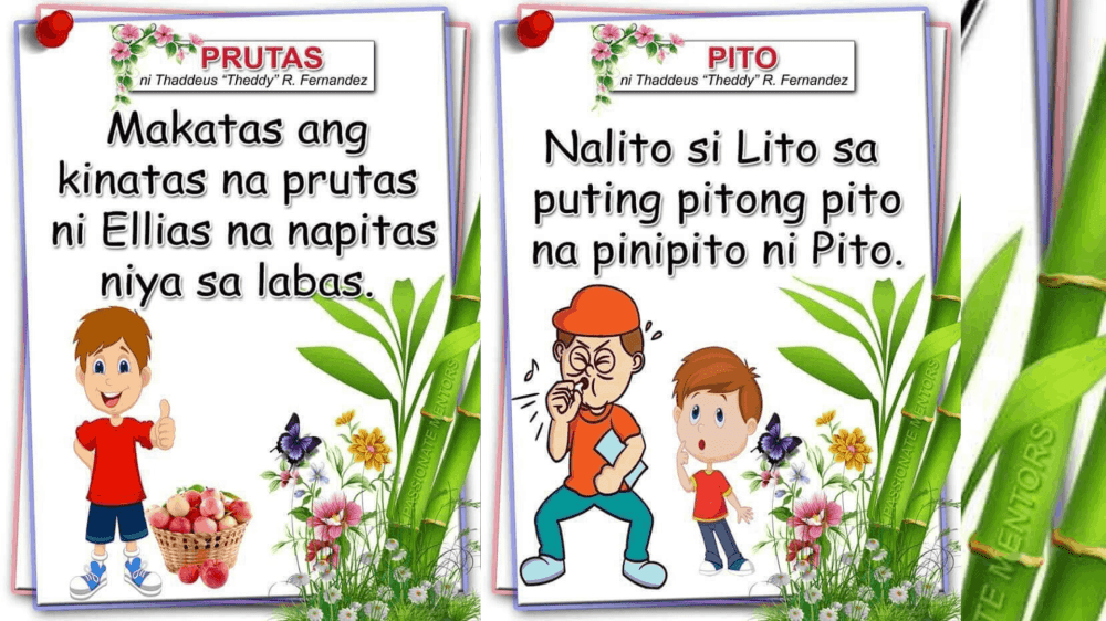 medium resolution of Copy Reading Worksheet In Filipino   Printable Worksheets and Activities  for Teachers