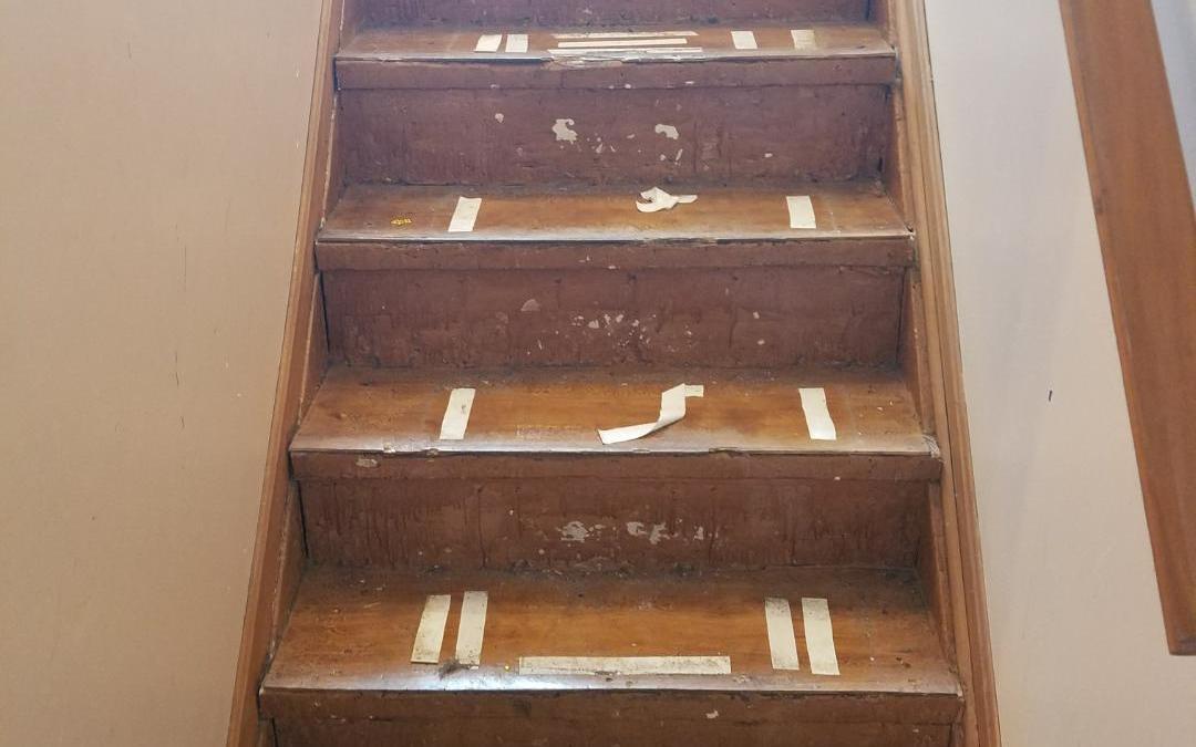 Stairs of fun