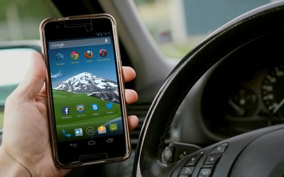 Getting The Most Out Of Your Smartphone In Your Car