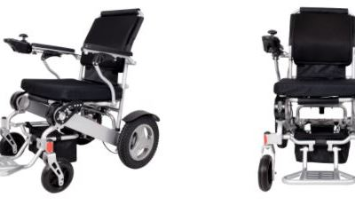 The New Generation of Motorized Wheelchair Is Here