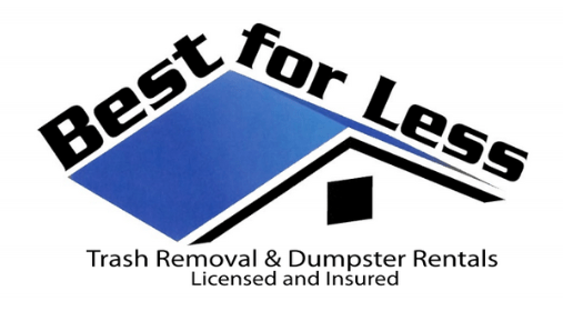 Best for Less: Dumpster Rentals & All Junk Removal Service
