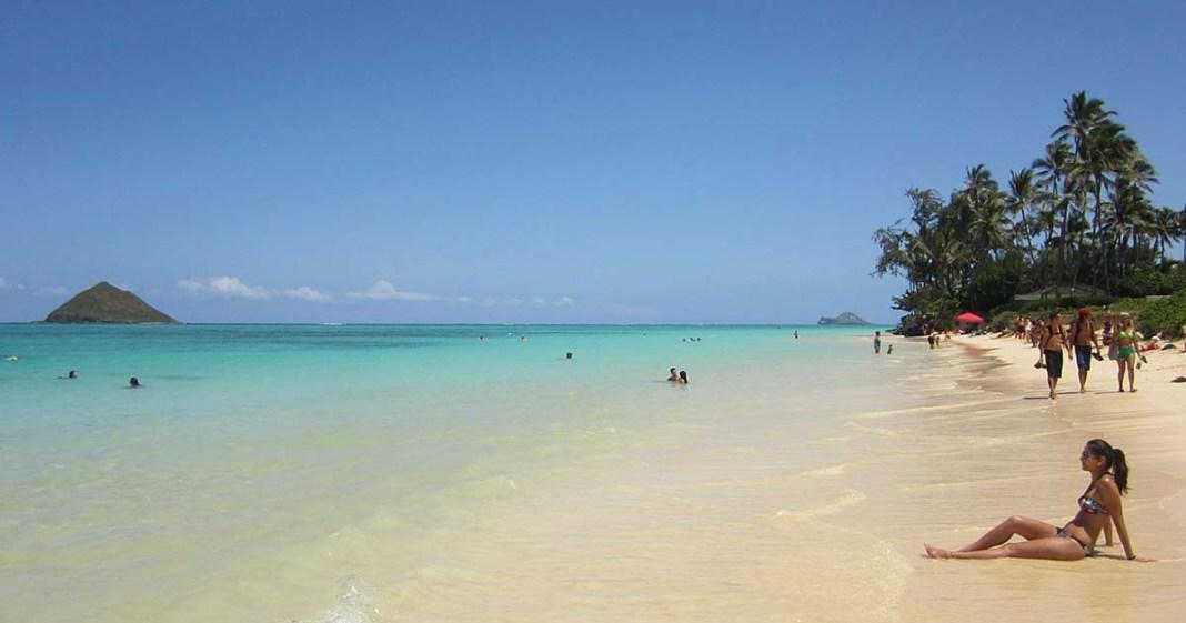 Lanikai Beach, Oahu, HI