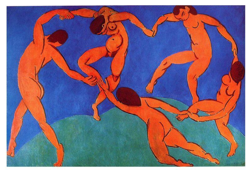 La Danza de Matisse