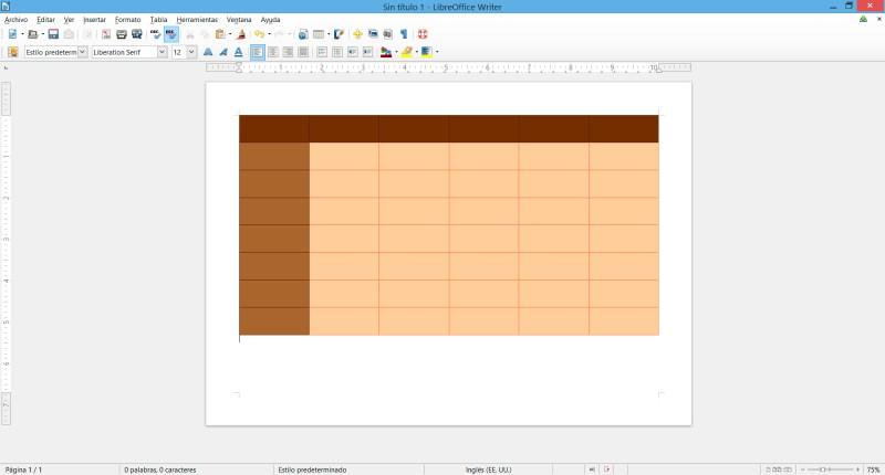 personalizando filas y columnas