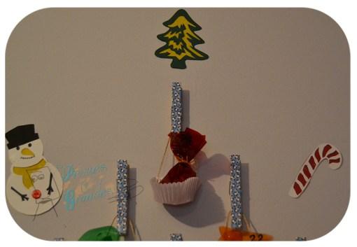 manualidades para hacer con niños en navidad terminadas