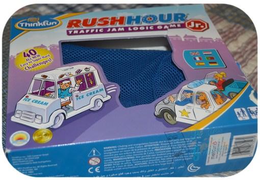 juego de lógica rush hour